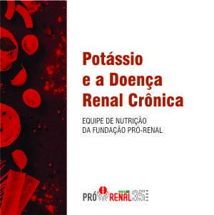 Potássio e a Doença Renal Crônica | Fundação Pró-Renal