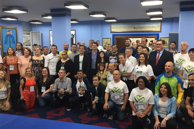 Pró-Renal participa da 1ª Edição dos Jogos para Transplantados