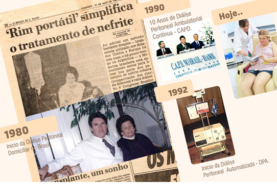 Grupo Pró-Renal comemora 40 anos de pioneirismo no Brasil na modalidade de diálise domiciliar