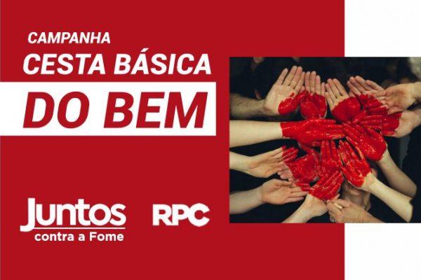 """Fundação Pró-Renal e RPC na Campanha """"Juntos Contra a Fome"""""""